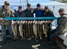 Lake Trout Limit - First 2017 Trip - April 1